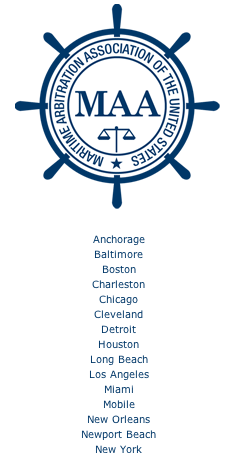 Marine Arbitration Association (MAA)