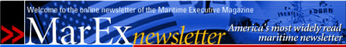 Maritime Executive Magazine Header