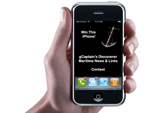 iPhone Contest