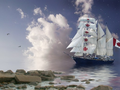 Canadian Tall Ship Concordia