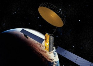 INMARSAT-4 In Orbit