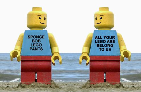 lego man twins