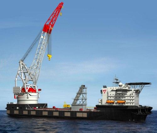 Oleg Strashnov - Seaway Heavylift Ship