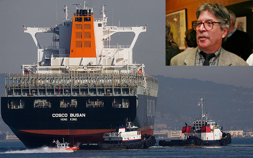 John Cota and The M/V Cosco Busan