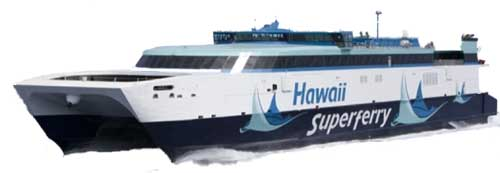 hawaii superferry photo