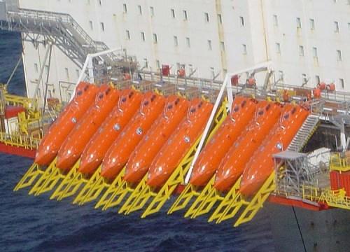 Noresafe Lifeboats