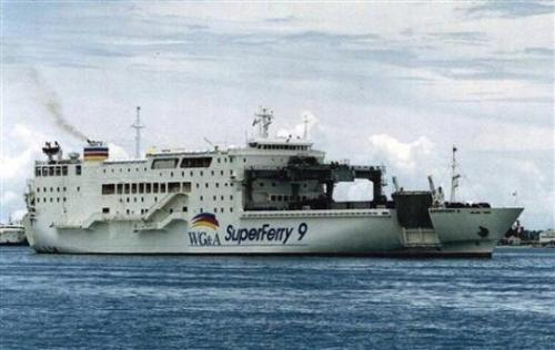 superferry 9
