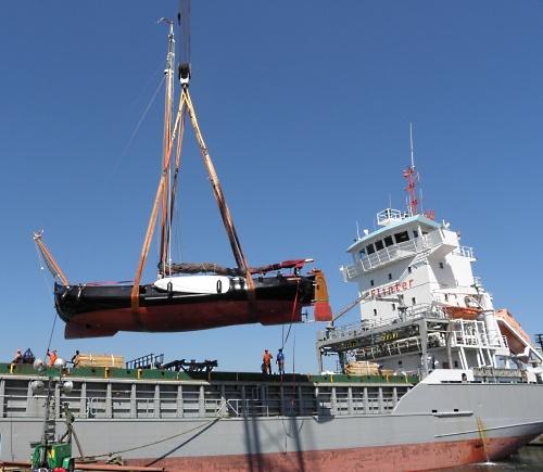 SixthBoro Sailing Barges