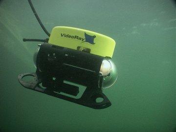 Submarine ROV