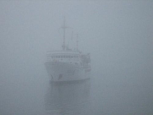 fogboat