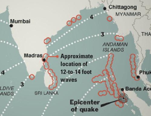 Asian Tsunami - Deadly Waves
