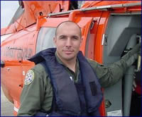 USCG Rescue Swimmer Instructor - Mario Vittone