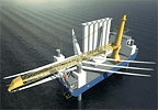 Daewoo Shipbuilding & Marine Engineering Wins Order for Offshore Wind Farm Planter