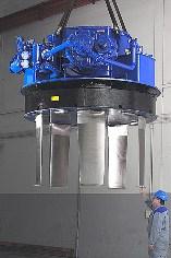 Voith Schneider Propulsion Propellar