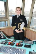 Captain Inger Klein Olsen