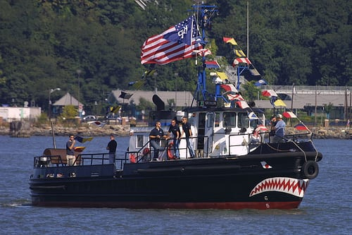 USMMA's Tugboat Growler