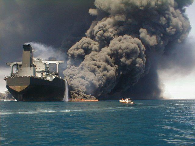 gCaptain Maritime / Ship Disaster Photos