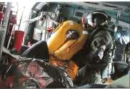 Rescue On The High Seas- USCG Helicopter Crew Interviewed