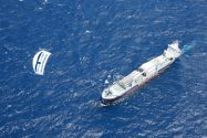 Skysails – First Ocean Voyage A Success