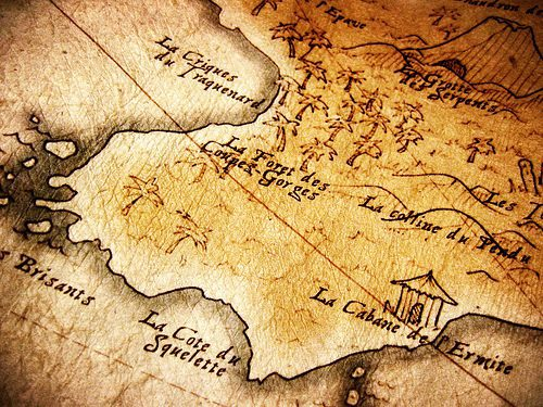 Treasure Map - by ToNToN CoPT