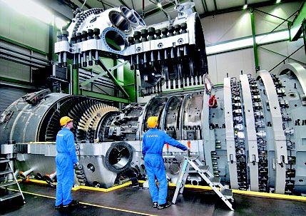 largest gas turbine engine