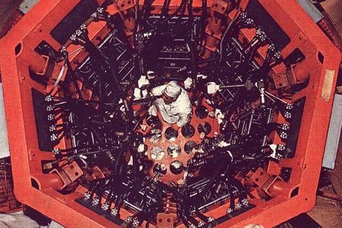 Maintaining Savannah's Nuclear Reactors