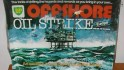 70's Board Game: BP Offshore Oil Strike