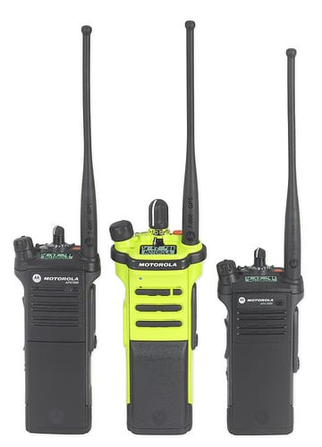Motorola Rugged UHF APX 7000XE P25 Portable Radio