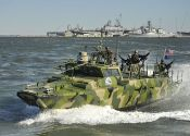 Navy shows off the green 'Riverine'