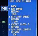 Class B AIS – Filtering Of Targets By Ships