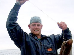 Deadliest Catch Fisherman Justin Tennison of Time Bandit