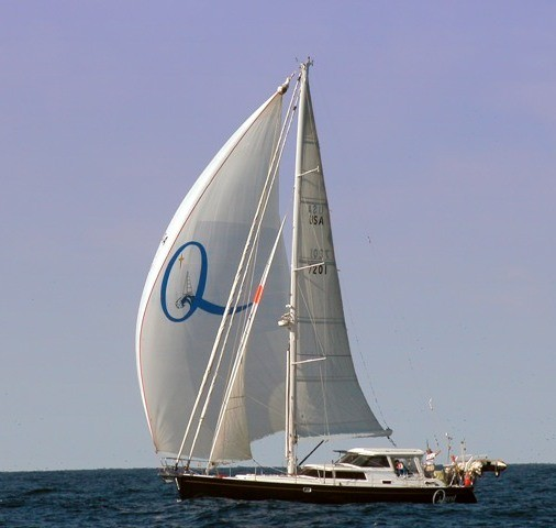 sailing yacht quest