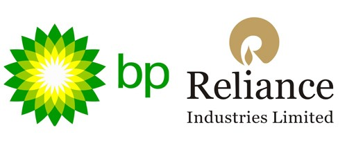 bp reliance industries logo