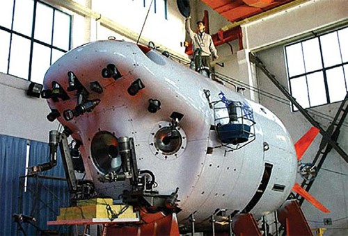 Jiaolong submersible