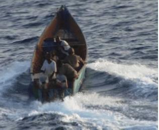 pirate skiff