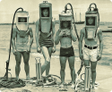 Commercial Divers – Helmet Art