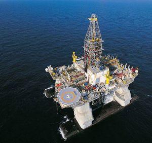 Deepwater Horizon, file photo, courtesy Transocean