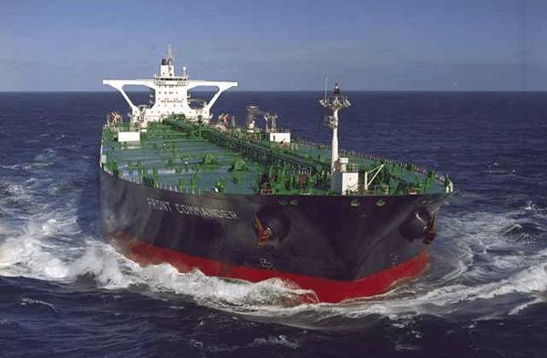 Front Commander Frontline tankers crude oil tanker VLCC