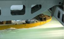 Giant Icebreaker – Hyundai Heavy testing 190,000 DWT ice-breaking ore carrier