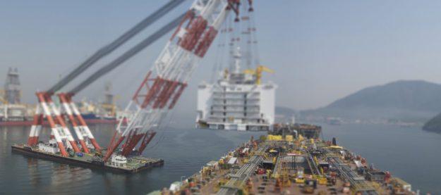 samsung-shi-shipyard-panoramic-shear-leg-crane