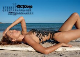 surfrider calendar 2011 naked girls