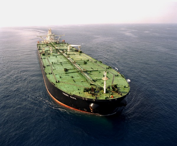 Frontline titan orion vlcc oil tanker ship