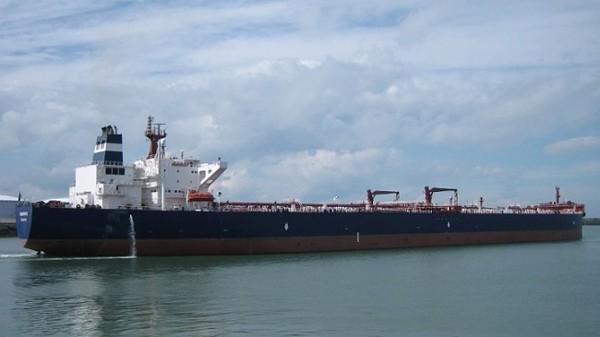 Nordic Sprite Nordic American Tankers suezmax