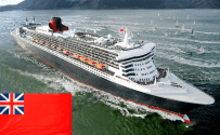Cunard Lines Considers Reflag Of Its Ships, But Not For The Reasons You Think…