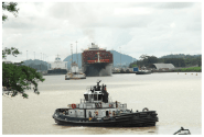 Panama Canal Orders 14 New Tugs