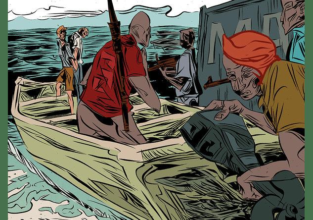 Somali-pirate-drawing-cartoon