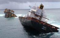 MV Rena Wreck No Longer a Hazard to Navigation