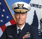 Rear Admiral James Watson to Head New BSEE, Bromwich Out