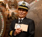 IMO Honors Korean Captain Seog for Exceptional Bravery at Sea [VIDEO]