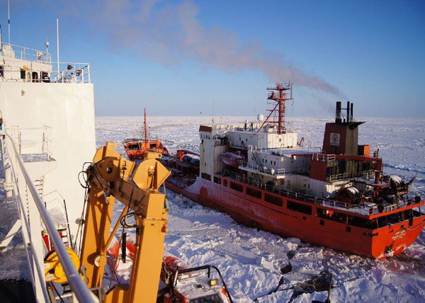 coast guard cutter healy icebreaker renda nome arctic